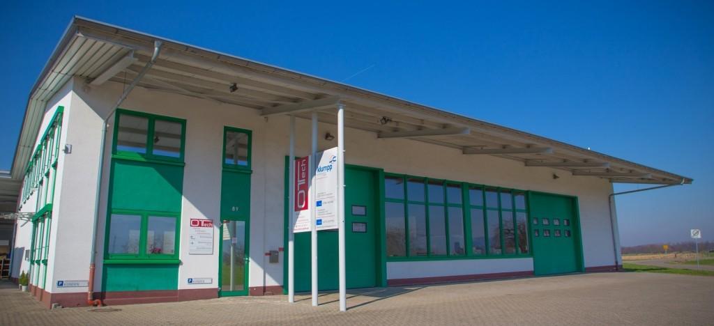 Klumpp Montagehalle Klein